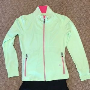 Bolle lightweight athletic jacket size small